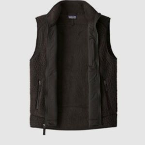 PATAGONIA Synchilla Black Vest